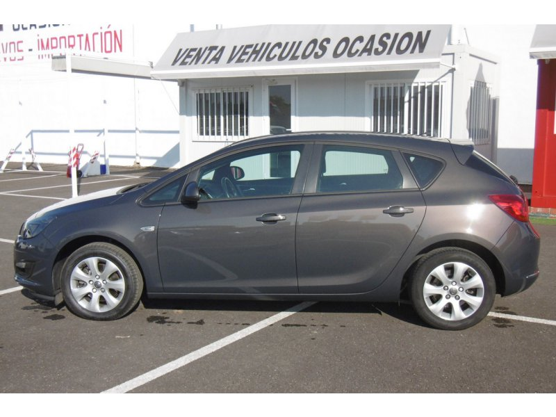 Opel Astra 1.7 CDTi 81kW (110 CV) Selective Business