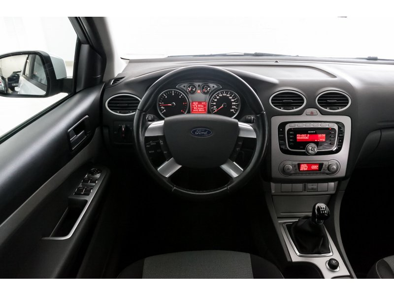 Ford Focus 1.6 TDCi 109 Trend