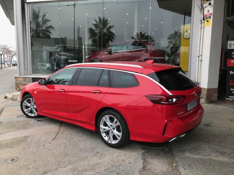 Opel Insignia Sports Tourer 2.0 CDTi 210cv AT8 4x4 GSI