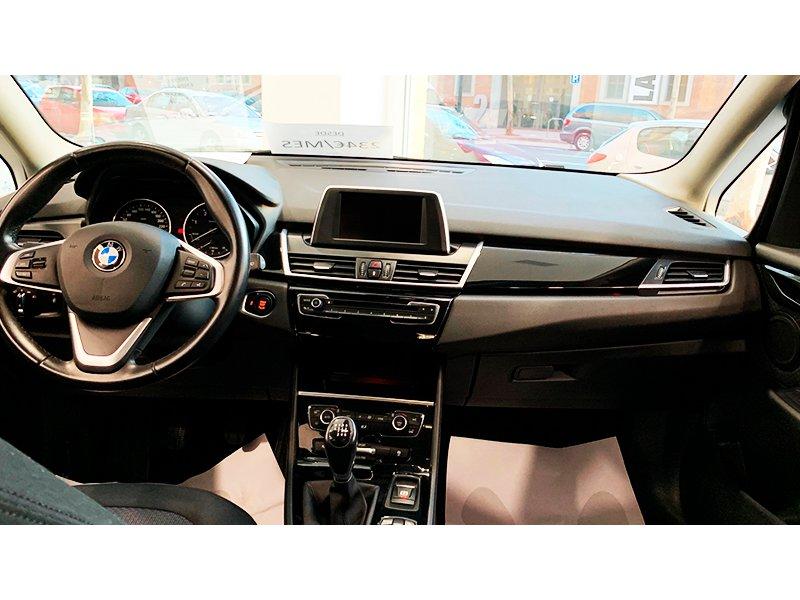 BMW Serie 2 1.5D 116CV 216d GRAND TOURER ACTIVE 7 plazas 216d GRAND TOURER ACTIVE 7 plazas