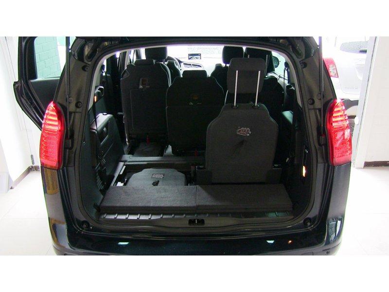 Peugeot 5008 2.0 HDI 160 FAP Automático Allure
