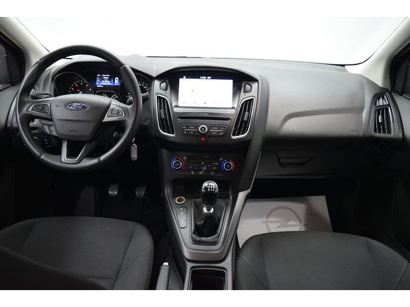 Ford Focus 1.0 Ecoboost A-S-S 74kW Sportbreak Trend