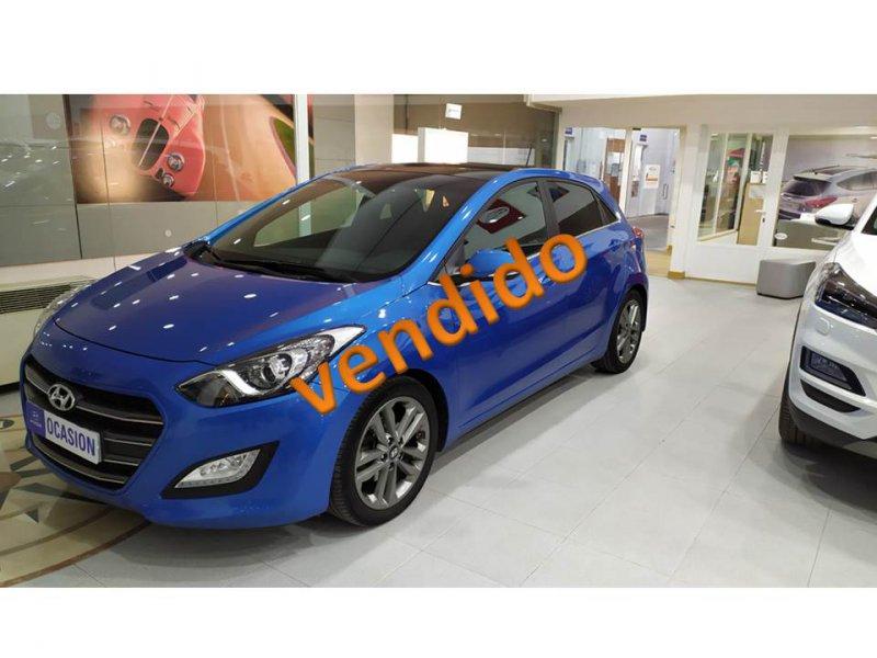 Hyundai I30 1.6CRDi 100kW (136CV) BlueDrive Go! Plus