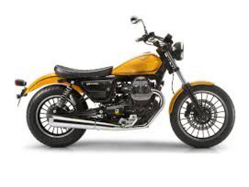 Moto Guzzi V9 850 roamer Bicilindrico MOTOCICLETA 2017