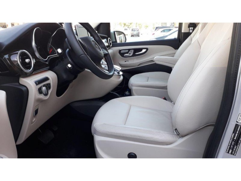 Mercedes-Benz Clase V 250 d Extralargo Avantgarde