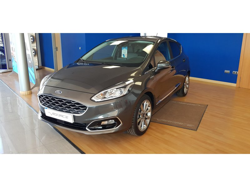 Ford Fiesta 1.0 EcoBoost 74kW 100 CV S/S 5p Vignale