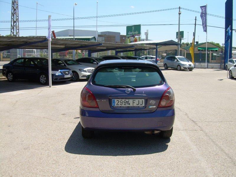 Nissan Almera 2.2 dCi 112CV Visia
