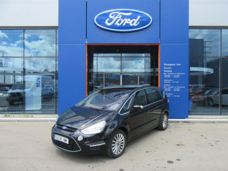 Ford S-Max 2.0 TDCi 140cv DPF Powershift Titanium