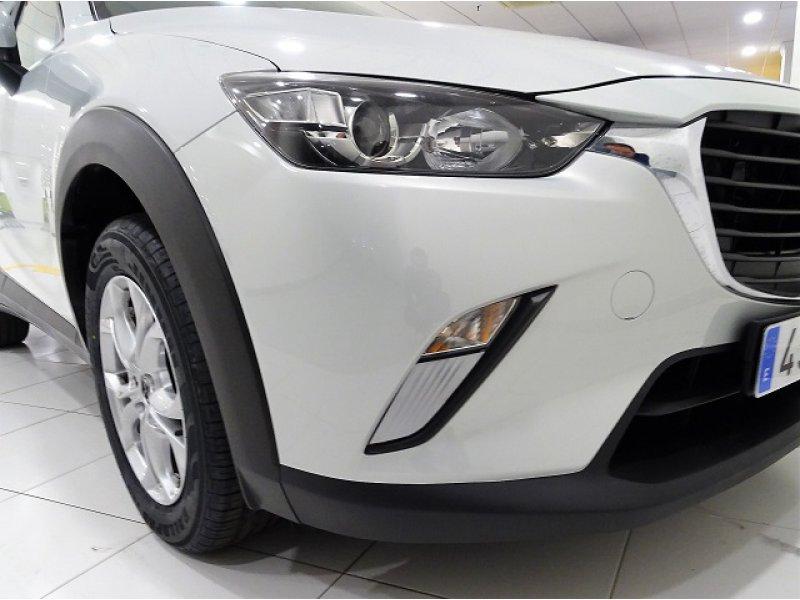 Mazda CX-3 2.0 SKYACTIV GE 2WD AT Style Nav