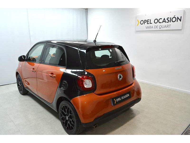 Smart Forfour 1.0 72CV Passion