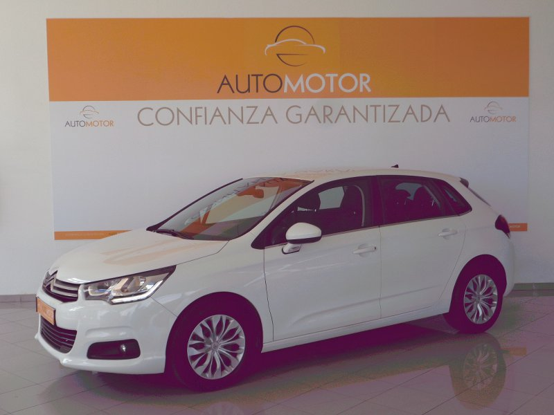 Citroen C4 1.6 HDi 90cv 5V - GARANTIA SIN LIMITE Seduction
