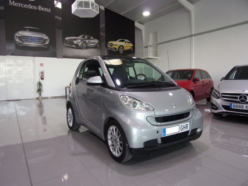 Smart Fortwo 52 mhd Passion passion