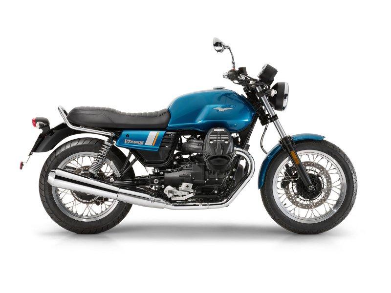 Moto Guzzi V7 Special BICILINDRICO EN V 4T CLASSIC NAKED