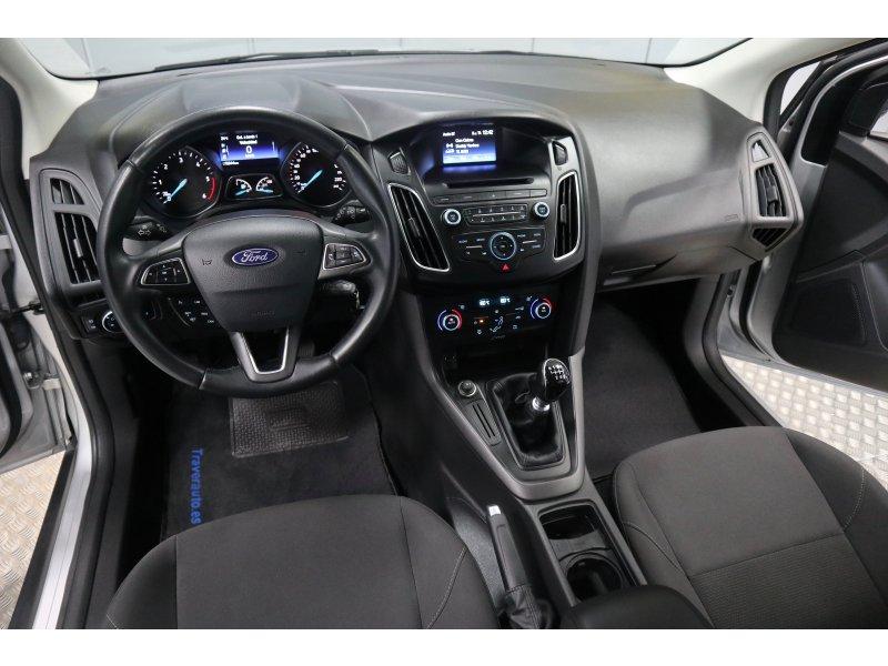 Ford Focus 1.5 TDCi 120CV Trend