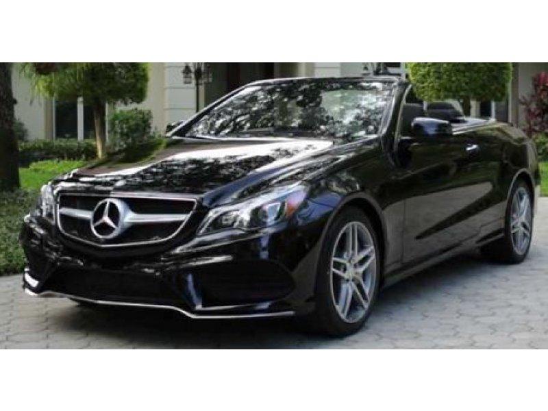 Mercedes-Benz Clase E Cabrio E 220 CDI -