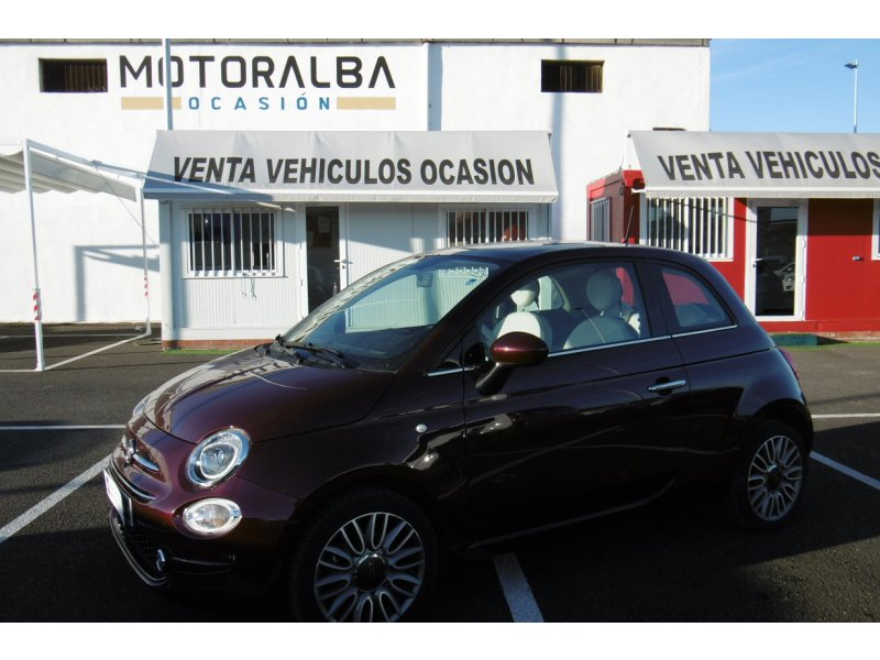 Fiat 500 1.2 8v 51kW (69CV) Collezione