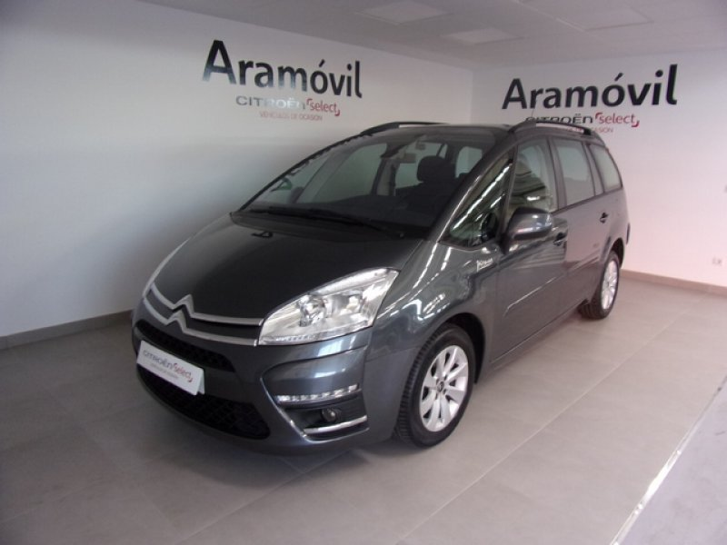 Citroen Grand C4 Picasso 1.6 HDi 110cv Seduction