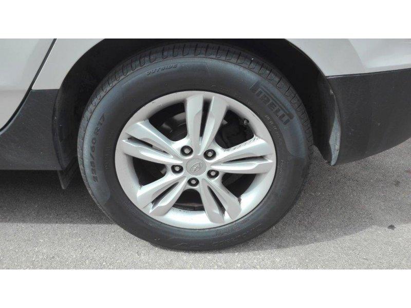 Hyundai IX35 2.0 D 140CV