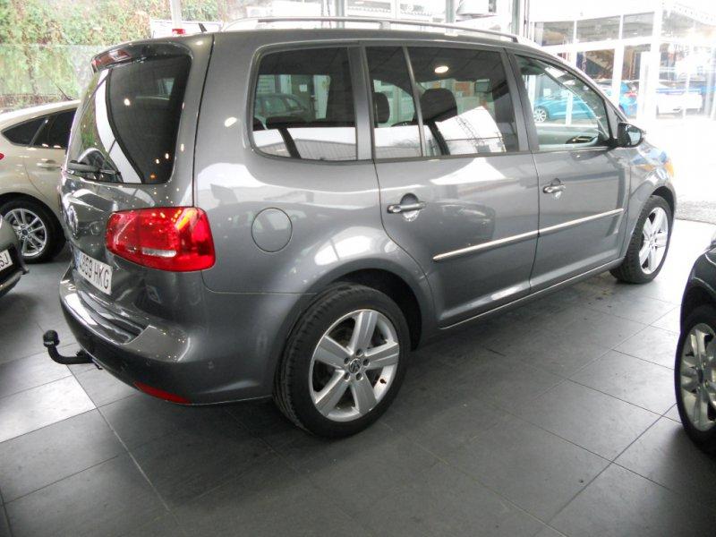 Volkswagen Touran 2.0 TDI 140cv Sport