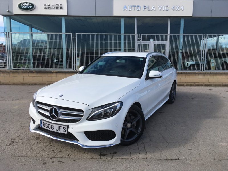 Mercedes-Benz Clase C C220 BlueTEC AMG Line Estate