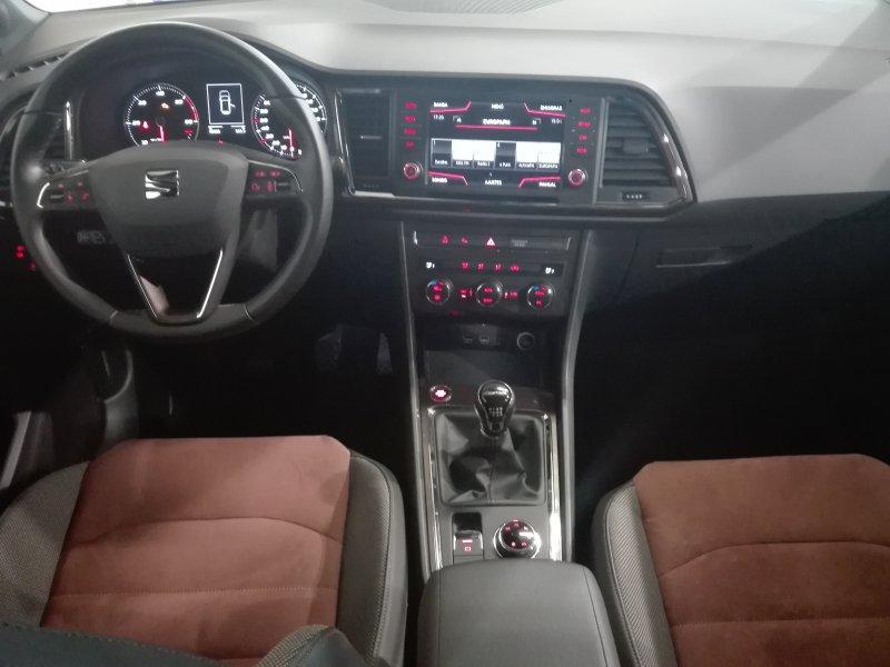 SEAT Ateca 2.0 TDI 110kW (150CV) 4Drive St&Sp Xcel Xcellence