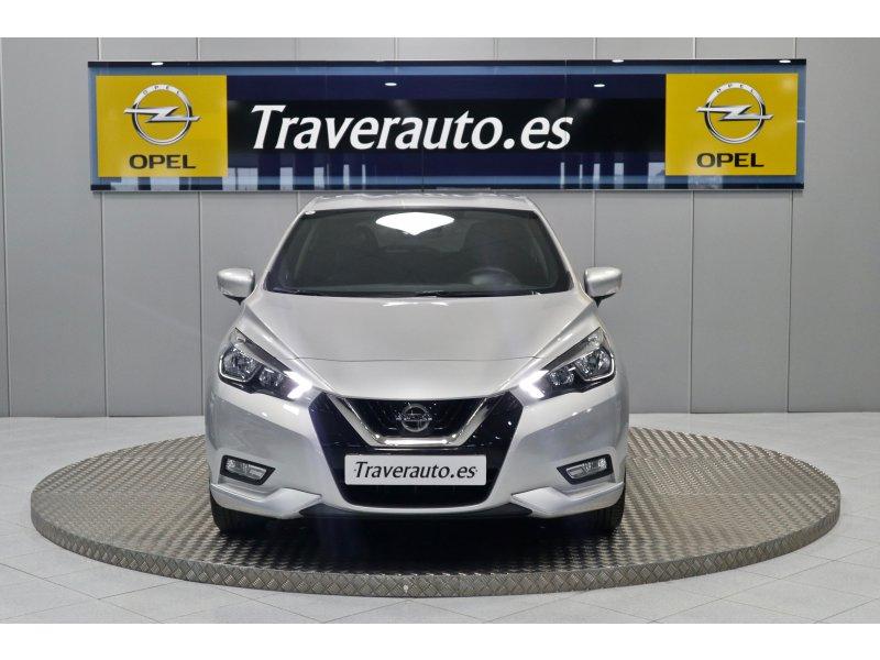 Nissan Micra IG-T 74 kW (100 CV) E6D N-Connecta N-CONNECTA