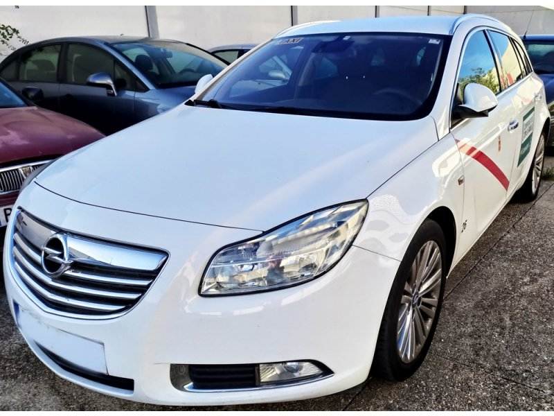 Opel Insignia Sports Tourer 2.0 CDTI eco S&S 160 Excellence Excellence