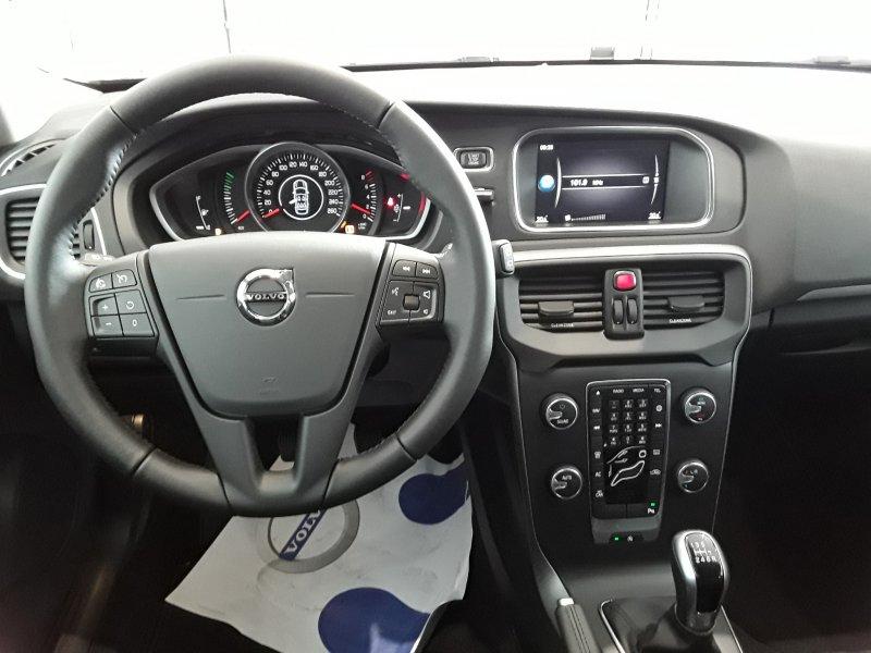 Volvo V40 2.0 T2 122 cv Kinetic
