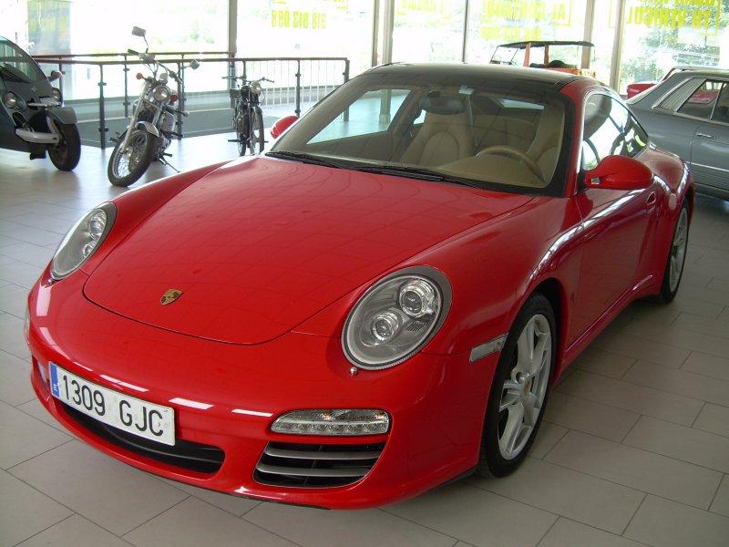 Porsche 911 345CV Targa