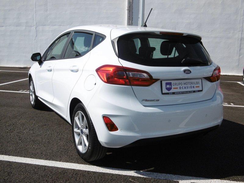 Ford Fiesta 1.1 Ti-VCT 5p 63kW (85CV) Trend