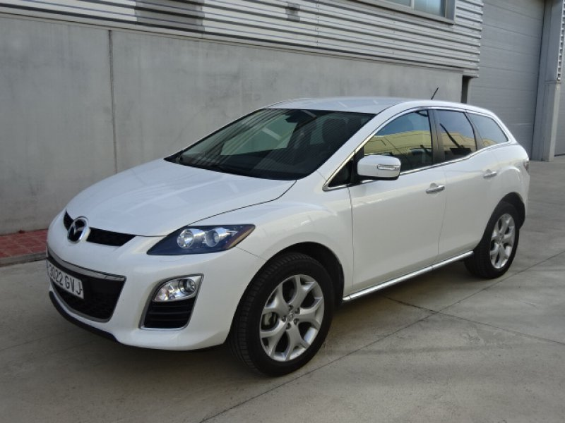 Mazda CX-7 2.2 CRTD Luxury