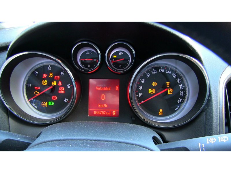 Opel Astra 1.7 CDTi 110 CV Excellence