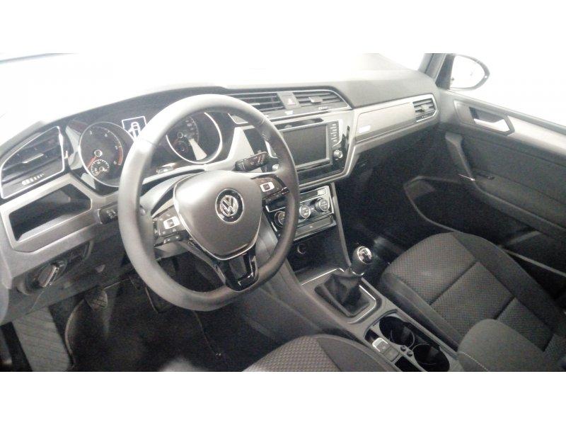 Volkswagen Touran 1.6 TDI SCR 115CV BMT Advance