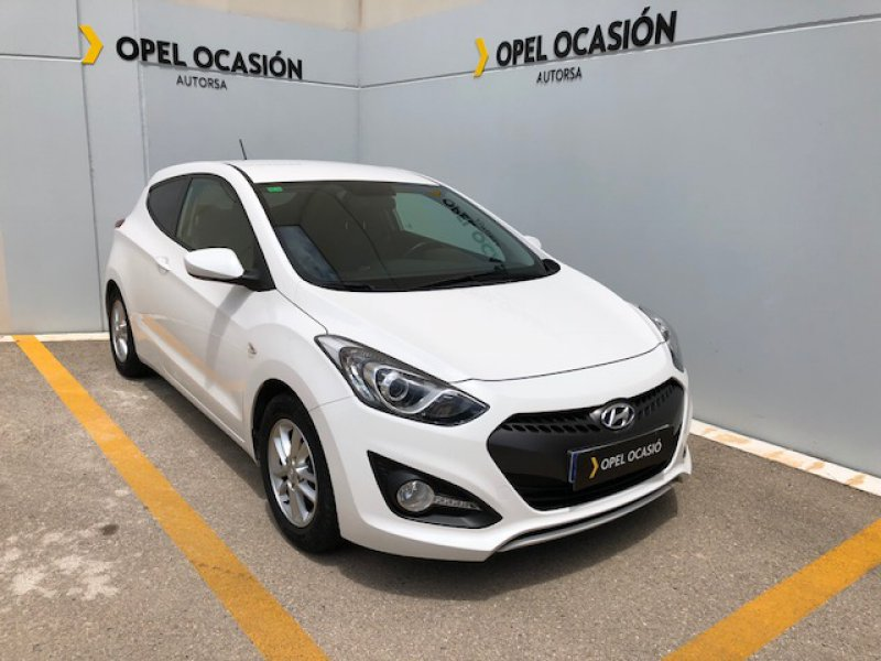 Hyundai I30 1.4 City S