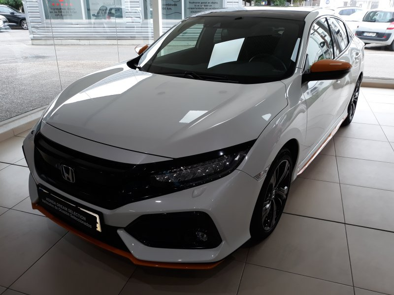 Honda Civic 1.0 I-VTEC TURBO EXECUTIVE PREMIUM Executive Premium