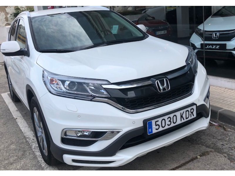 Honda CR-V 1.6 i-dtec Lifestyle Plus