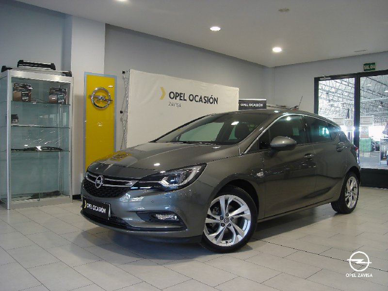 Opel Astra 1.4 Turbo 110kW (150CV) Dynamic