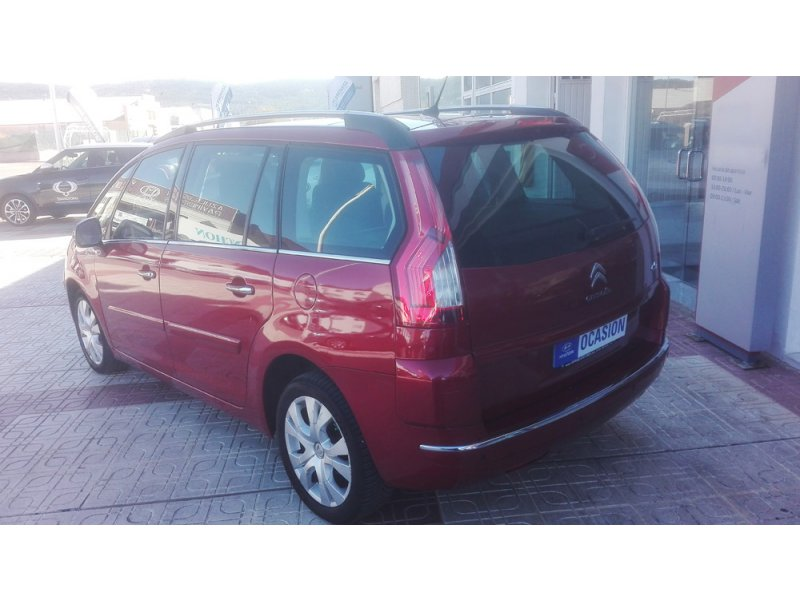 Citroen Grand C4 Picasso 1.6 HDi 110cv Exclusive