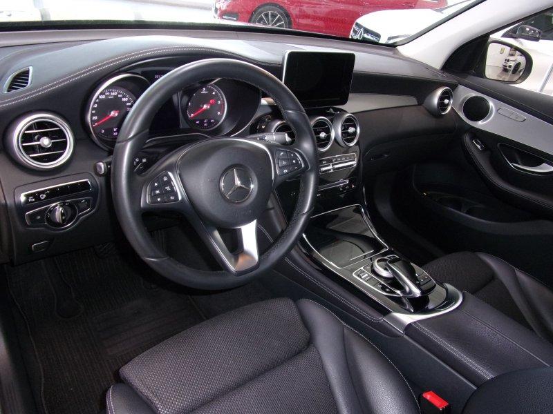 Mercedes-Benz Clase GLC GLC 250 d 4MATIC -