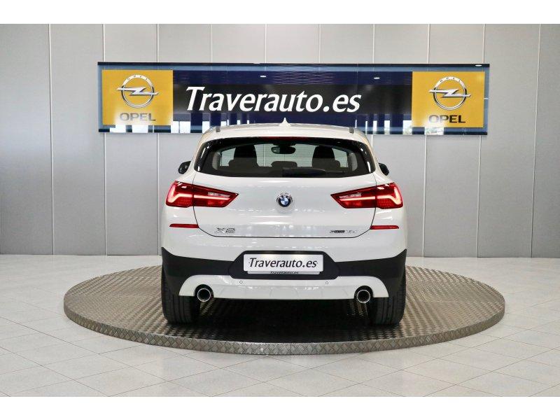 BMW X2 sDrive18d -