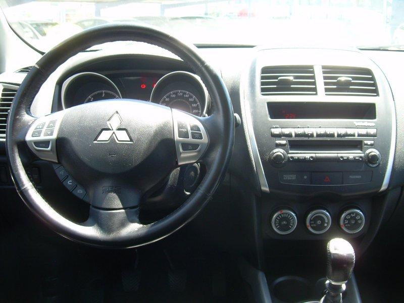 Mitsubishi ASX 200 DI-D ClearTec Motion