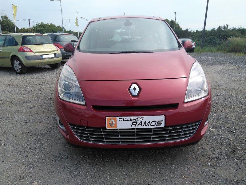 Renault Grand Scénic 7 plazas 1.9dCi EU4 Dynamique