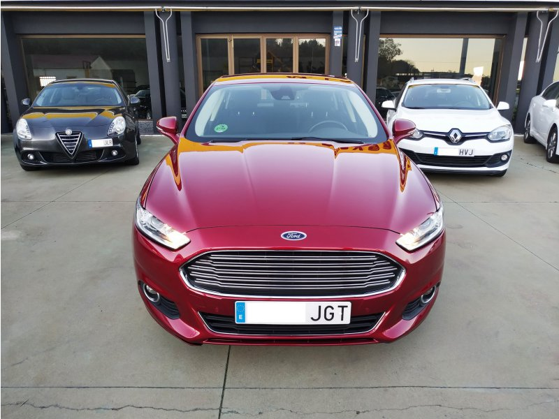 Ford Mondeo 1.5 TDCi 120CV Trend