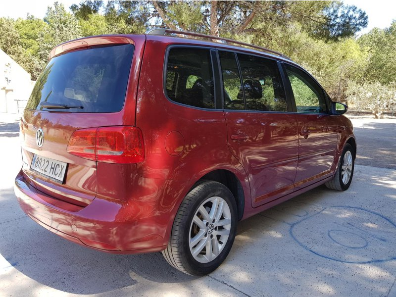 Volkswagen Touran 1.2 TSI 105cv Advance
