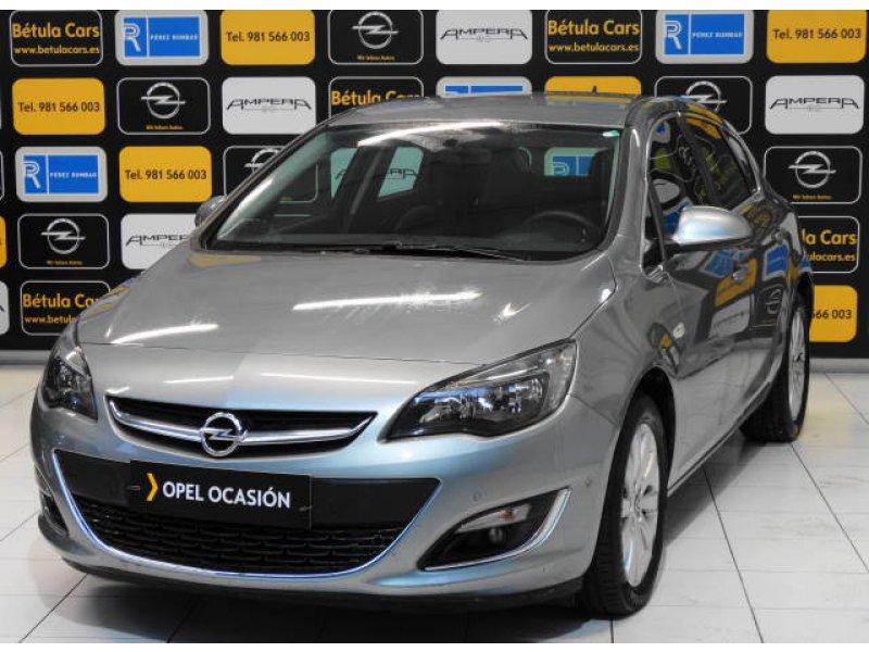 Opel Astra 1.7 CDTi 130 CV Excellence