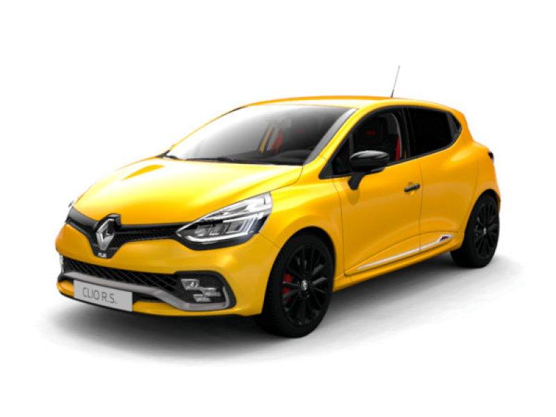 Renault Clio Energy 162kW (220CV) EDC RS Trophy