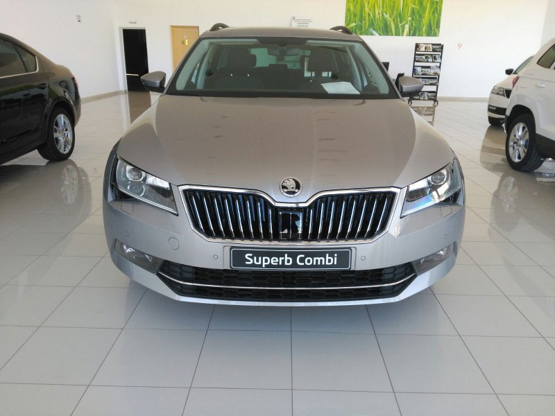 Skoda SuperB Combi 2.0 TDI 110KW (150cv) Ambition