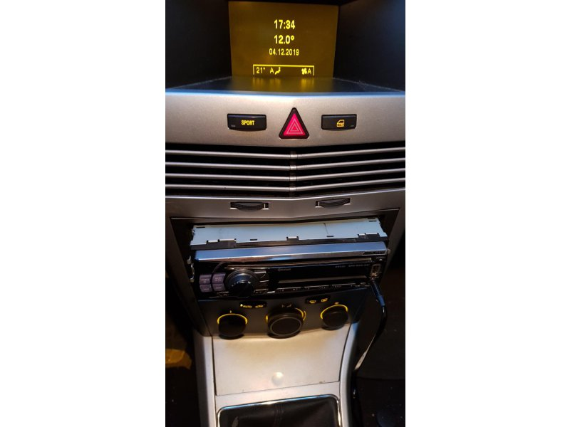 Citroen XSara Picasso 2.0 HDI -