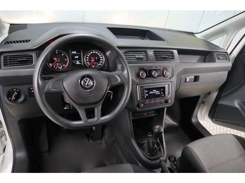 Volkswagen Caddy 1.6 TDI 75cv BMT 3p Furgón Economy PRO
