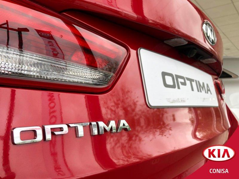 Kia Optima 1.6 CRDi 100kW (136CV) DCT Drive
